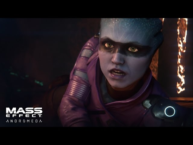 MASS EFFECT: ANDROMEDA – Official Cinematic Trailer #2