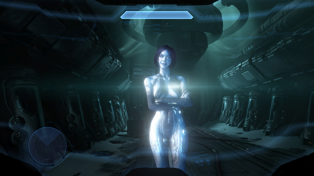 Cortana and master chief nude xxx photos