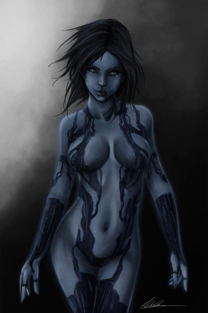 Cortana de halo 4 xxx sex scenes