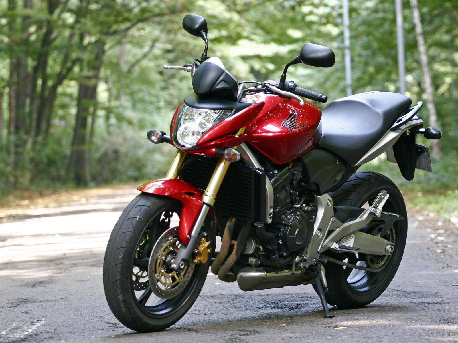 Обзор нейкеда Honda CB600F Hornet (1998-2006) / Honda ...