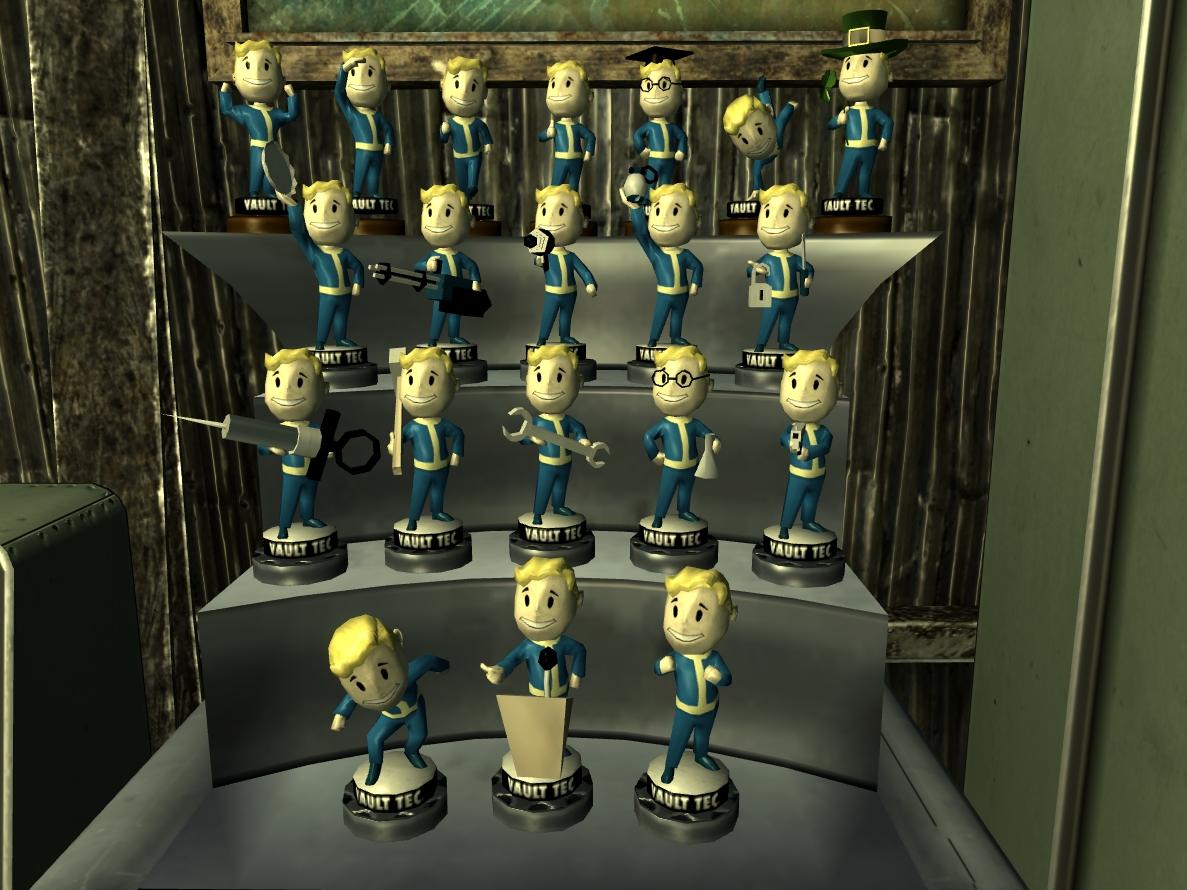 Fallout 3 - Vault Boy...