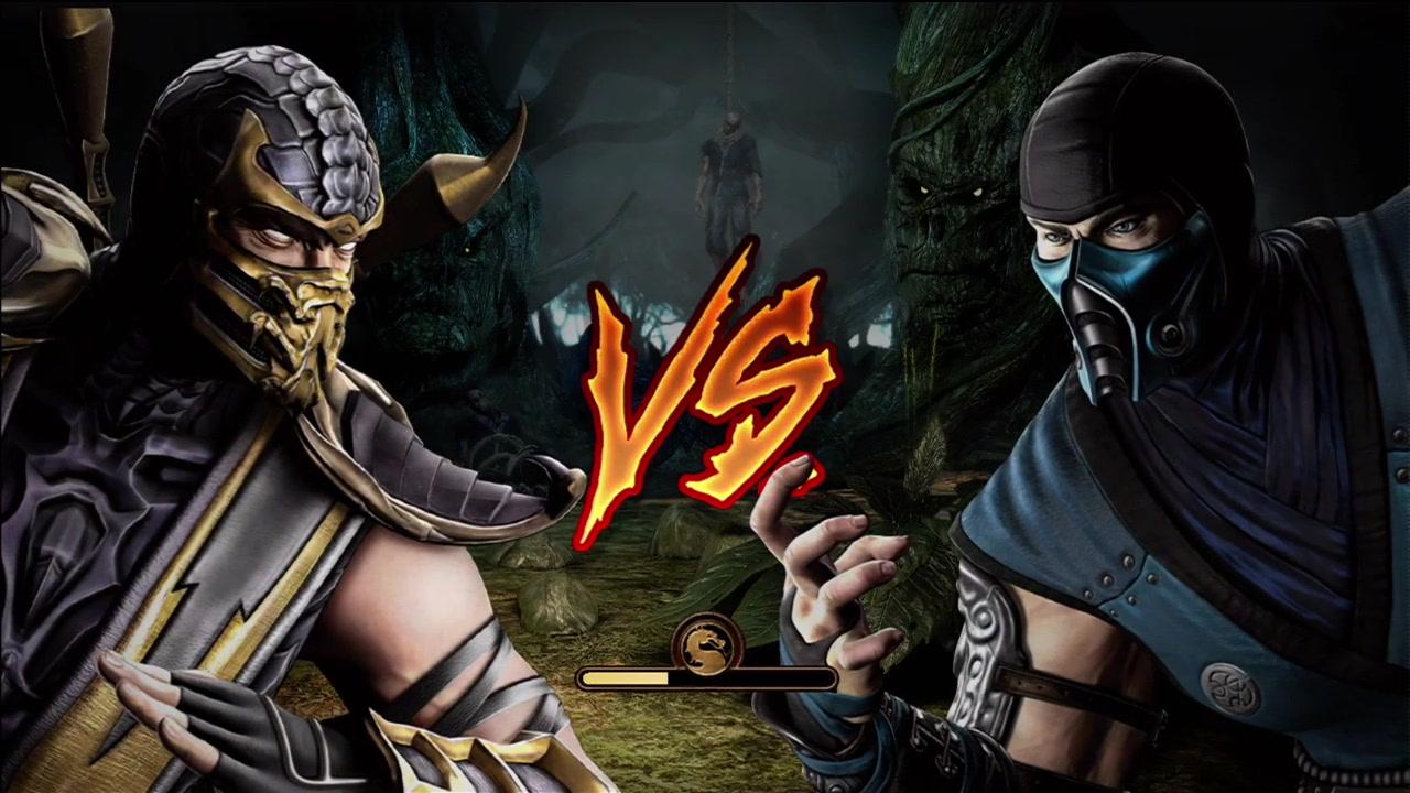 Wallpaper Is Here Mortal Kombat Scorpion X Subzero