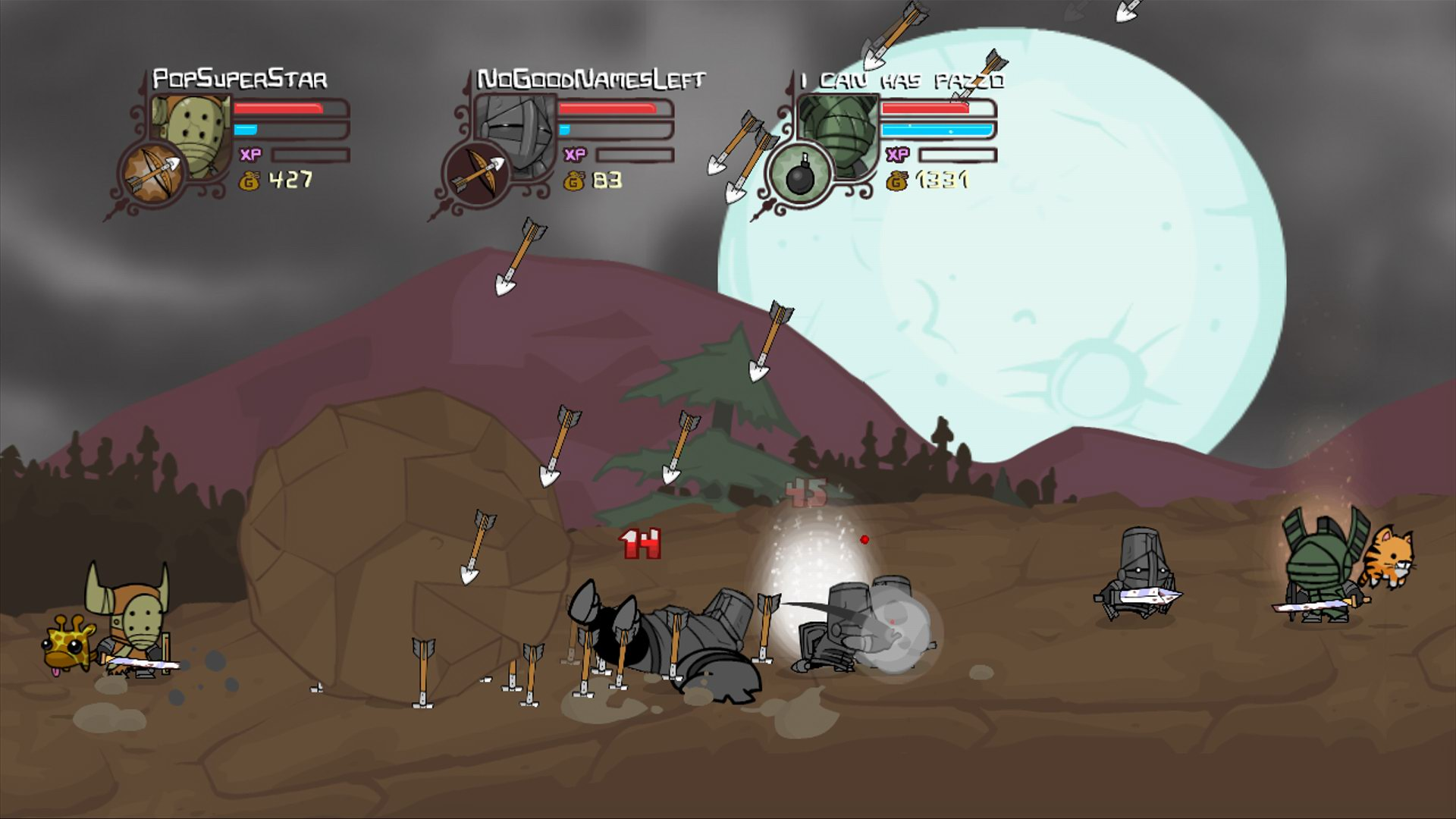 how to play castle crashers online cracked