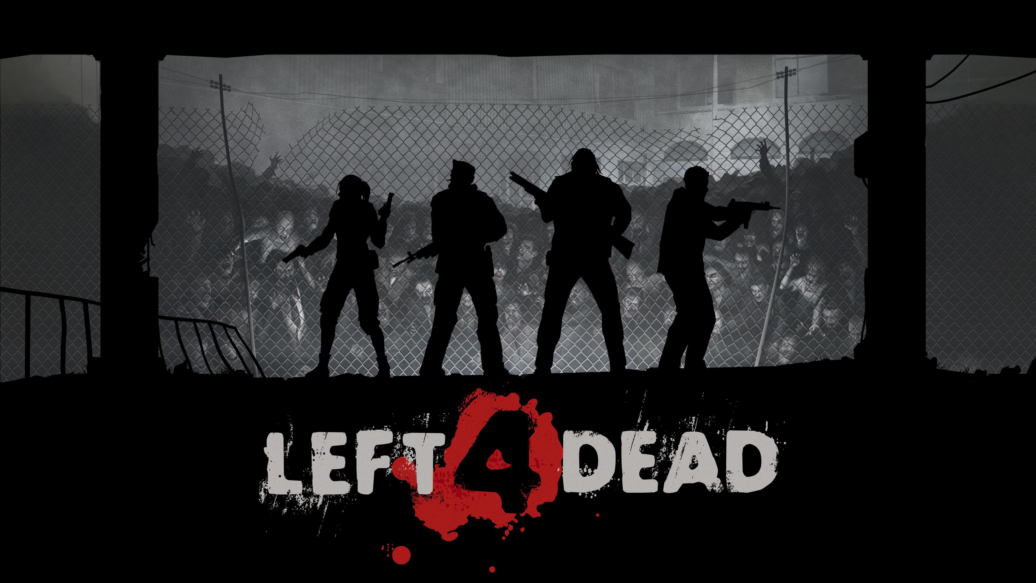 LEFT 4 DEAD 2 скачать бесплатно торрент.