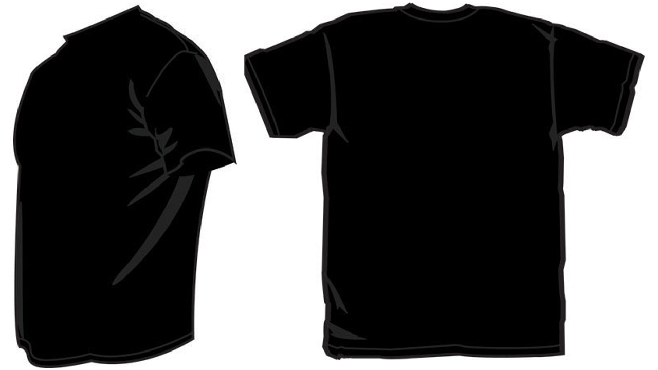 Black t shirt vector photoshop - T Shirt Vectors Photos And Psd Files Free Download