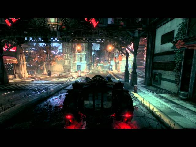 Batman: Arkham Knight - Time to Go to War Gameplay Video