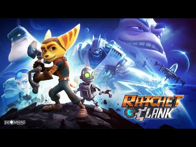 Ratchet & Clank (PS4) - E3 Demo Gameplay