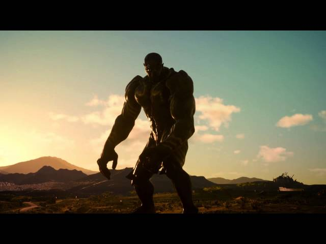 FINAL FANTASY XV - Reclaim Your Throne trailer