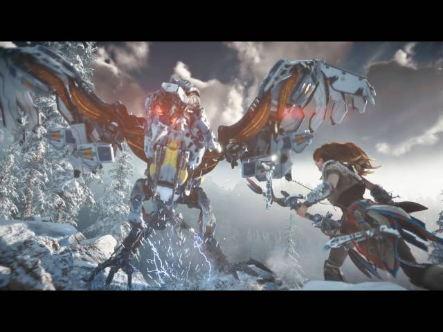 Horizon Zero Dawn | Aloy's Journey | Exclusive to PS4