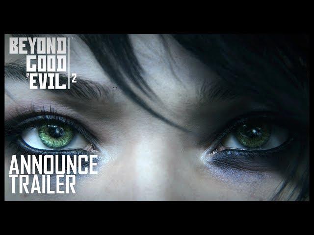 Beyond Good and Evil 2: E3 2017 Official Announcement Trailer   Ubisoft [US]