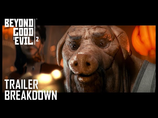 Beyond Good and Evil 2: E3 2017 Trailer Breakdown with Michel Ancel    Ubisoft [US]