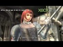 SOUL CALIBUR 4 - Ps 3 / Xbox 360 Comparison [HD]